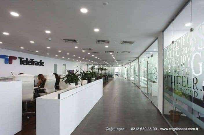 ofis bölme tasarım