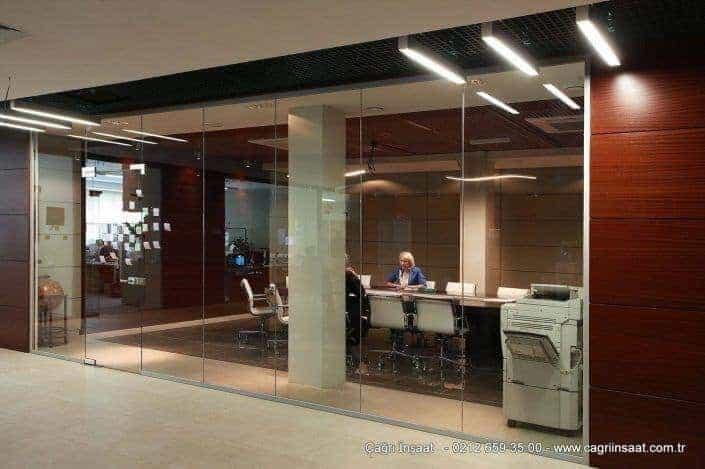 ofis bölme tasarımları