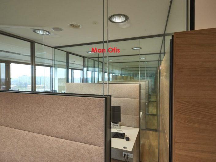 Man Ofis - Bölme Duvar İstanbul