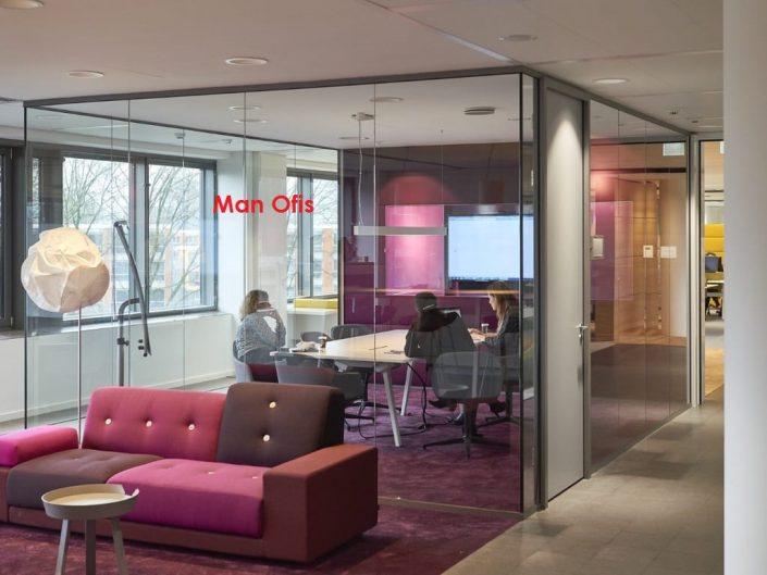 Man Ofis - Ofis Bölme Sistemleri İstanbul