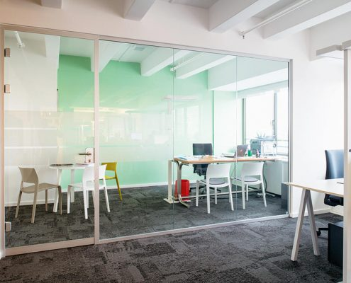 Man Ofis - Cam Ofis Bölme Sistemi