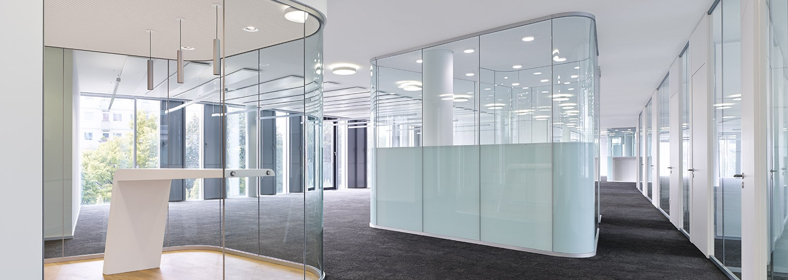 office partition wall