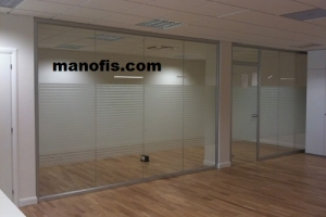 glass partition istanbul