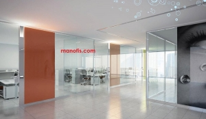 glass partition models and prices man office 2019