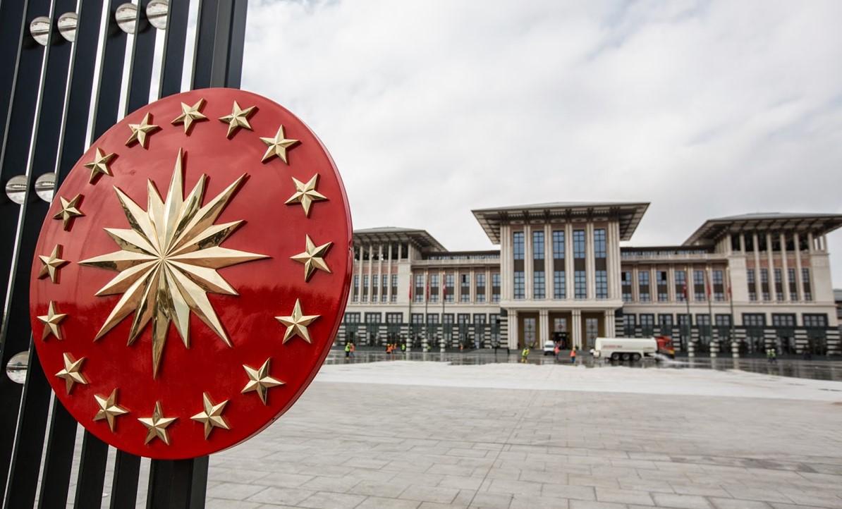 Cumhurbaşkanlığı Ankara Bölme Duvar Sistemleri