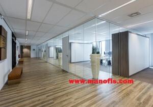 cam ofis bölme sistemleri fiyatları istanbul -manofis.com